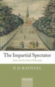 Foto Cover di Impartial Spectator: Adam Smith's Moral Philosophy, Ebook inglese di D. D. Raphael, edito da Clarendon Press