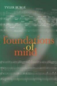 Ebook in inglese Foundations of Mind: Philosophical Essays, Volume 2 Burge, Tyler