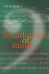 Foundations of Mind: Philosophical Essays, Volume 2