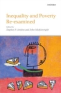 Foto Cover di Inequality and Poverty Re-Examined, Ebook inglese di  edito da OUP Oxford