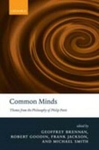 Ebook in inglese Common Minds: Themes from the Philosophy of Philip Pettit -, -