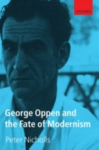Ebook in inglese George Oppen and the Fate of Modernism Nicholls, Peter