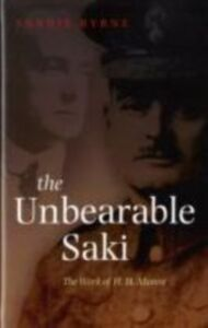 Ebook in inglese Unbearable Saki: The Work of H. H. Munro Byrne, Sandie