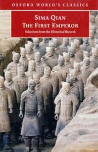 Ebook in inglese First Emperor Selections from the Historical Records -, -