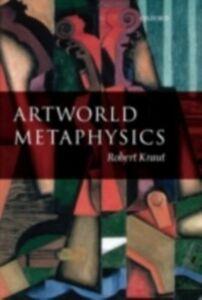 Ebook in inglese Artworld Metaphysics Kraut, Robert