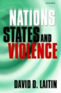 Ebook in inglese Nations, States, and Violence Laitin, David D.