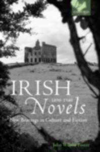 Ebook in inglese Irish Novels 1890-1940: New Bearings in Culture and Fiction Wilson Foster, John