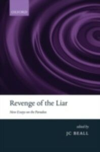 Ebook in inglese Revenge of the Liar: New Essays on the Paradox
