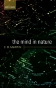 Ebook in inglese Mind in Nature Martin, C. B.