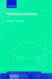 Political Institutions Democracy and Social Choice