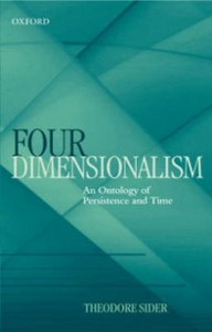 Ebook in inglese Four-Dimensionalism: An Ontology of Persistence and Time Sider, Theodore