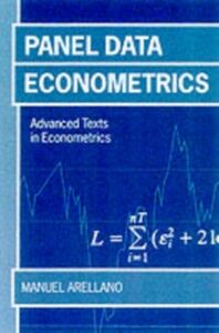 Ebook in inglese Panel Data Econometrics Arellano, Manuel