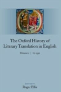Ebook in inglese Oxford History of Literary Translation in English: Volume 1: To 1550