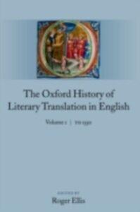 Foto Cover di Oxford History of Literary Translation in English: Volume 1: To 1550, Ebook inglese di  edito da OUP Oxford