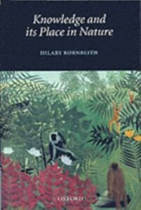 Ebook in inglese Knowledge and its Place in Nature Kornblith, Hilary