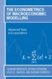 Econometrics of Macroeconomic Modelling