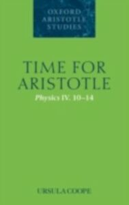 Ebook in inglese Time for Aristotle: Physics IV. 10-14 Coope, Ursula