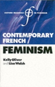 Ebook in inglese Contemporary French Feminism -, -