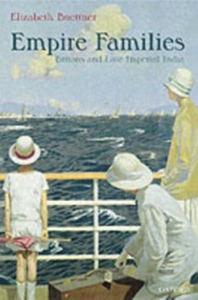 Ebook in inglese Empire Families: Britons and Late Imperial India Buettner, Elizabeth
