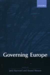 Ebook in inglese Governing Europe -, -