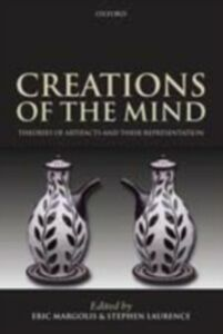 Foto Cover di Creations of the Mind: Theories of Artifacts and their Representation, Ebook inglese di  edito da Clarendon Press