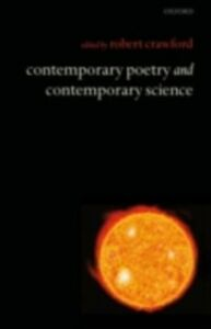 Foto Cover di Contemporary Poetry and Contemporary Science, Ebook inglese di  edito da OUP Oxford