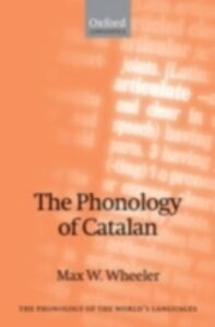 Ebook in inglese Phonology of Catalan Wheeler, Max W.