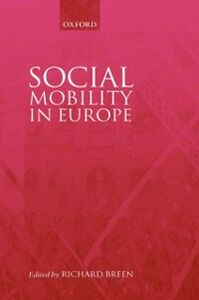 Foto Cover di Social Mobility in Europe, Ebook inglese di  edito da OUP Oxford
