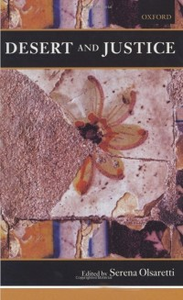 Ebook in inglese Desert and Justice -, -