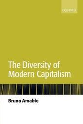 Diversity of Modern Capitalism