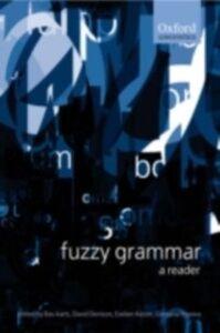 Foto Cover di Fuzzy Grammar, Ebook inglese di AA.VV edito da Oxford University Press, UK
