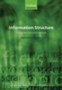 Ebook in inglese Information Structure: The Syntax-Discourse Interface Erteschik-Shir, Nomi