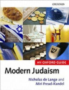 Ebook in inglese Modern Judaism: An Oxford Guide