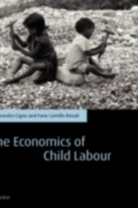 Ebook in inglese Economics of Child Labour Cigno, Alessandro , Rosati, Furio Camillo