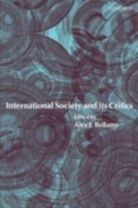 Foto Cover di International Society and its Critics, Ebook inglese di  edito da OUP Oxford