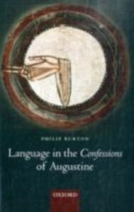 Ebook in inglese Language in the Confessions of Augustine Burton, Philip
