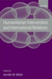 Ebook in inglese Humanitarian Intervention and International Relations