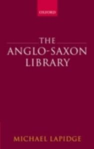 Ebook in inglese Anglo-Saxon Library Lapidge, Michael