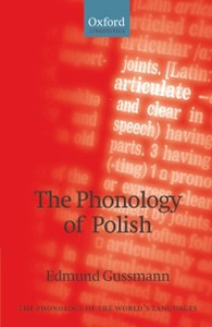 Ebook in inglese Phonology of Polish Gussmann, Edmund