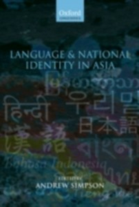 Ebook in inglese Language and National Identity in Asia -, -