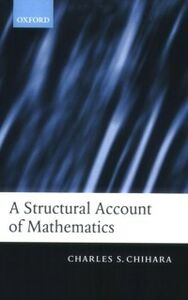 Ebook in inglese Structural Account of Mathematics Chihara, Charles S.