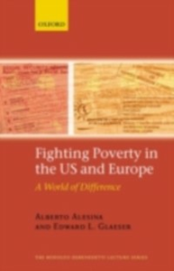 Ebook in inglese Fighting Poverty in the US and Europe A World of Difference ALBERTO, ALESINA