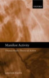 Manifest Activity: Thomas Reid's Theory of Action