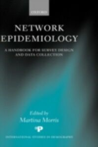 Ebook in inglese Network Epidemiology: A Handbook for Survey Design and Data Collection -, -
