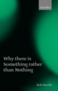Ebook in inglese Why there is Something rather than Nothing Rundle, Bede