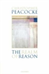 Foto Cover di Realm of Reason, Ebook inglese di Christopher Peacocke, edito da Clarendon Press