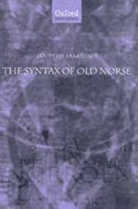 Ebook in inglese Syntax of Old Norse: With a survey of the inflectional morphology and a complete bibliography Faarlund, Jan Terje