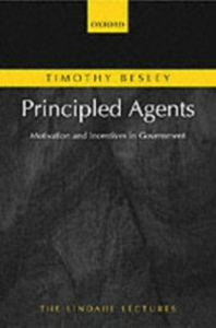 Ebook in inglese Principled Agents?: The Political Economy of Good Government Besley, Timothy
