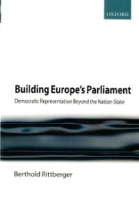 Ebook in inglese Building Europe's Parliament: Democratic Representation Beyond the Nation State Rittberger, Berthold