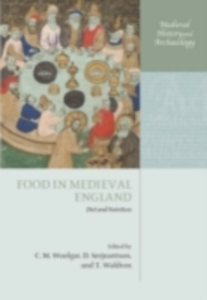 Ebook in inglese Food in Medieval England: Diet and Nutrition -, -